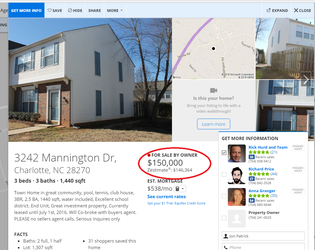 Zillow zestimates accuracy just how wrong are they for Call zillow